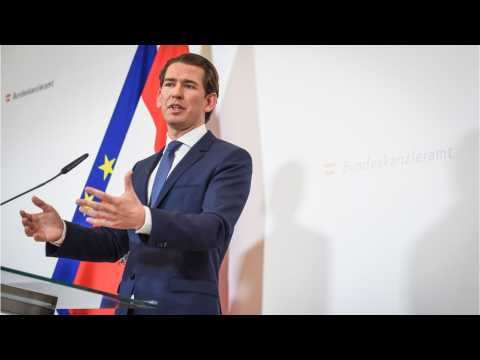 Austrian Chancellor Sebastian Kurz Is Out, Plans To Return