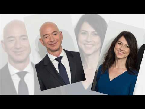 MacKenzie Bezos Will Give Half Her Money To Charity