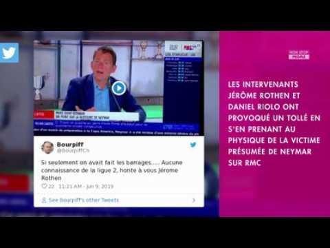 Jérôme Rothen et Daniel Riolo sanctionnés par RMC après leurs propos polémiques