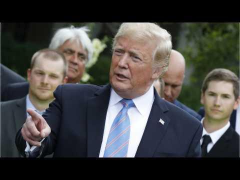 Trump Urges Appeals Court