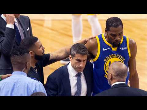 Kevin Durant Suffered Major Injury