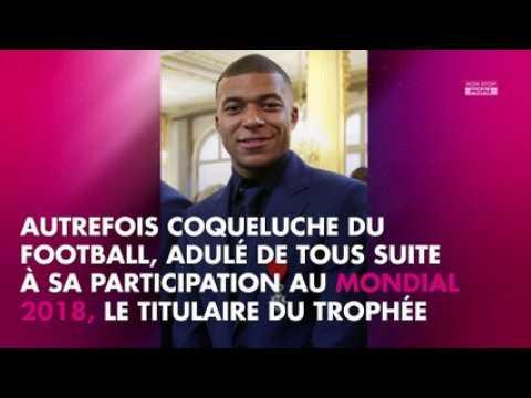 Kylian Mbappé : La fin de l'état de grâce pour le petit prince du foot français ?