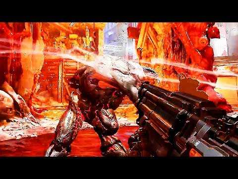 "DOOM ETERNAL ""BATTLEMODE"" Multiplayer Gameplay Trailer (E3 2019)"