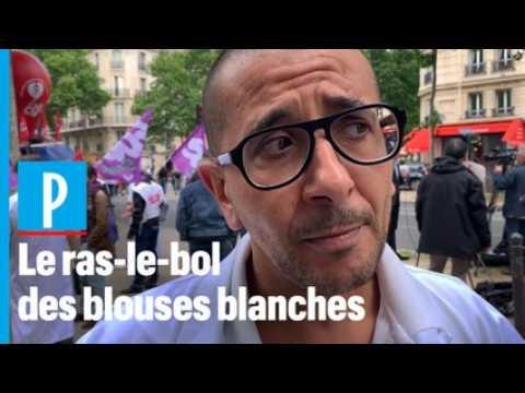 Insultes, grève et dépression... Le grand ras-le-bol des blouses blanches