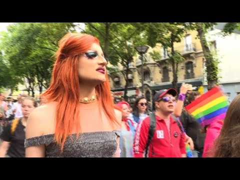 Bringing Gay Pride to the French suburbs