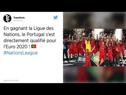 Ligue des Nations. Le Portugal sacré en finale face aux Pays-Bas