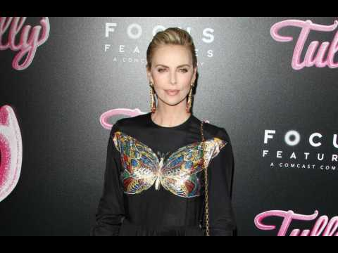 Charlize Theron to receive Cinematheque Award