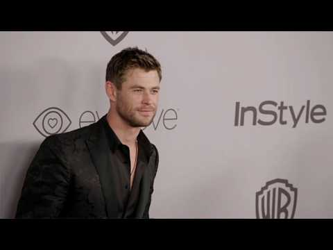 Chris Hemsworth taking a break from Hollywood
