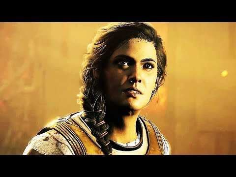 "ASSASSIN'S CREED ODYSSEY ""The Fate of Atlantis Episode 2"" Trailer (2019) PS4 / Xbox One / PC"