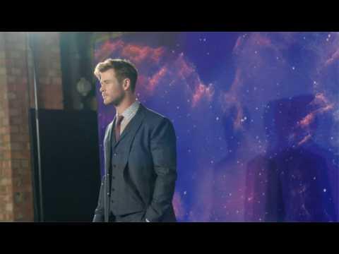 Chris Hemsworth 'had no money' before landing Thor role