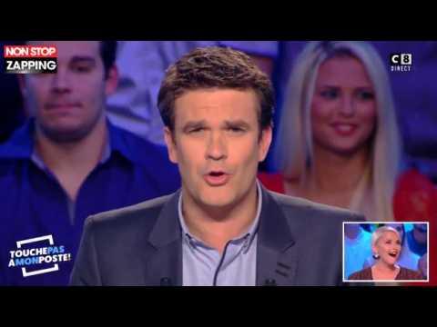 """TPMP : Kelly Vedovelli retrouve Hervé Mathoux du """"CFC"""", derrière qui elle a fait sa 1ère apparition télé (vidéo)"""