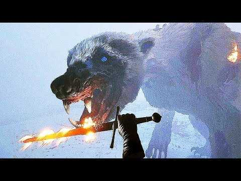 GAME OF THRONES BEYOND THE WALL VR Gameplay Trailer (2019)