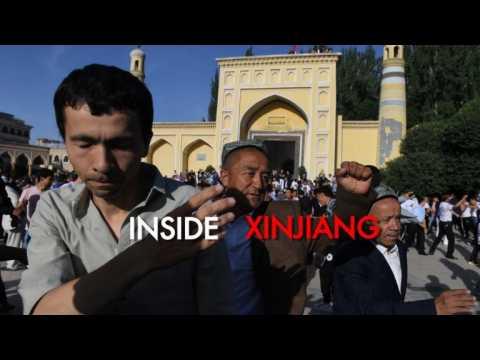Xinjiang's wrecked mosques: A tense Ramadan