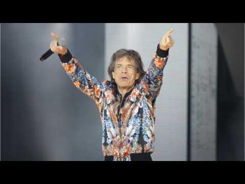 Mick Jagger Is Feeling 'Pretty Good'
