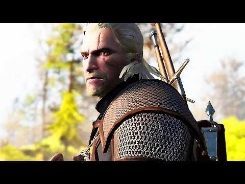 THE WITCHER 3 WILD HUNT COMPLETE EDITION Gameplay Trailer (E3 2019)