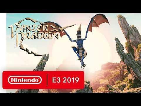 Panzer Dragoon: Remake - Nintendo Switch Trailer - Nintendo E3 2019