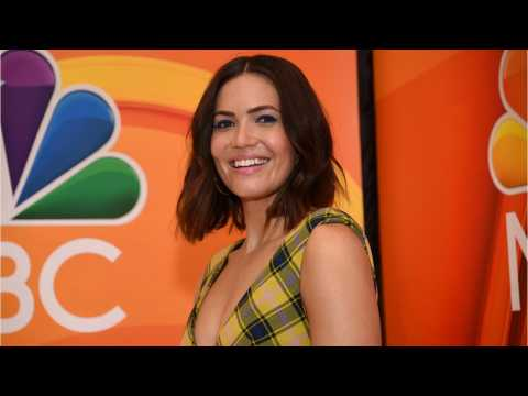 Mandy Moore Reaches Mount Everest Base Camp