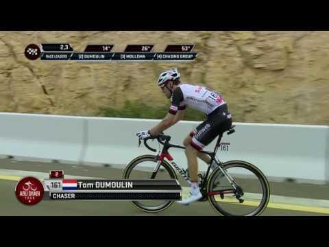 Abu Dhabi Tour 2017: Stage 3 race highlights