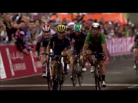 Abu Dhabi Tour 2017: Stage 4 race highlights