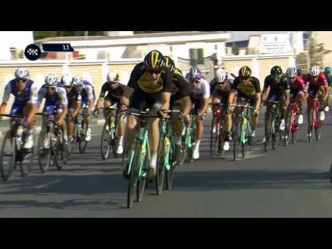 Dubai Tour 2017: Stage 2 race highlights