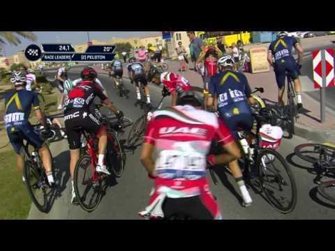Dubai Tour 2017: Stage 1 Highlights