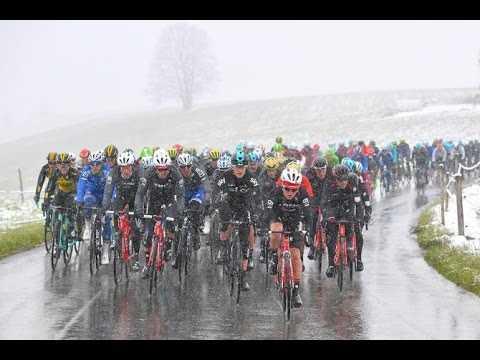 2017 Tour de Romandie stage 2 highlights