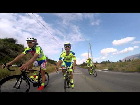 2015 Vuelta a Espana: On-board with Tinkoff-Saxo in pre-race training