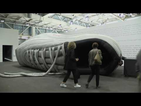 World's biggest contemporary art fair opens in Basel