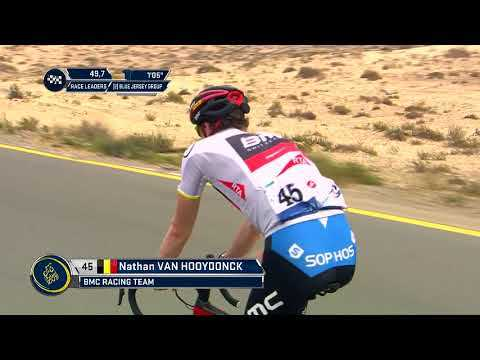 Dubai Tour stage 2 race highlights