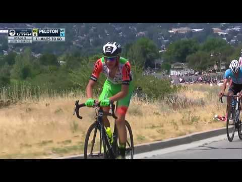 2017 Tour of Utah stage 5 highlights