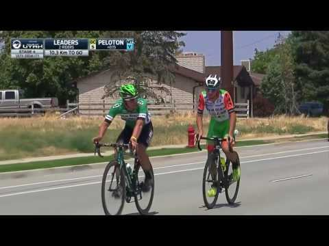 2017 Tour of Utah stage 4 highlights
