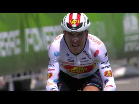2017 Tour of Utah stage 3 highlights