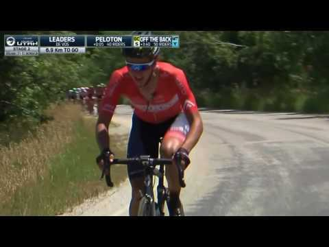 2017 Tour of Utah stage 2 highlights