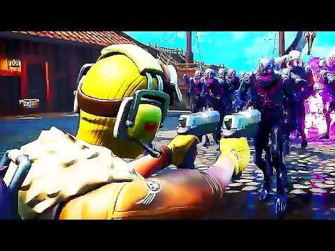 "FORTNITE ""Horde Mode"" Gameplay Trailer (2019) PS4 / Xbox One / PC"