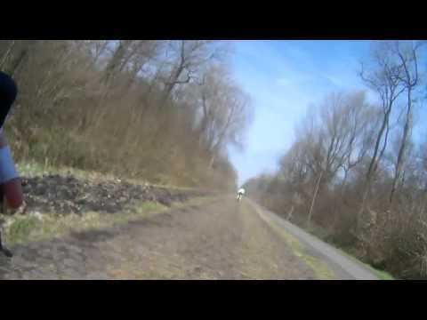 Paris-Roubaix 2015: On-board with Tinkoff-Saxo in the Arenberg Forest
