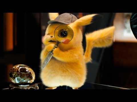 Detective Pikachu Artist Teases Scrapped Charizard Vs Gyarados Battle