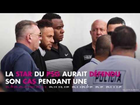 """Neymar accusé de viol : Le footballeur admet avoir """"fessé"""" la plaignante"""
