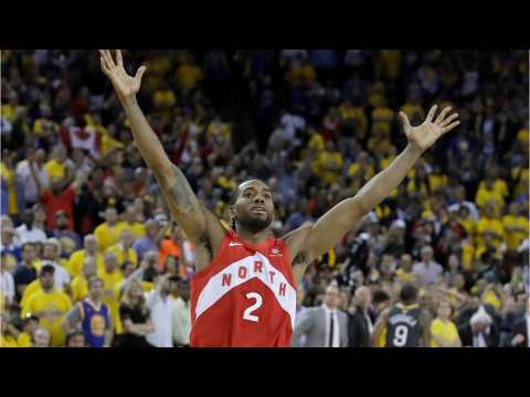 Toronto Raptors Are NBA Champions!
