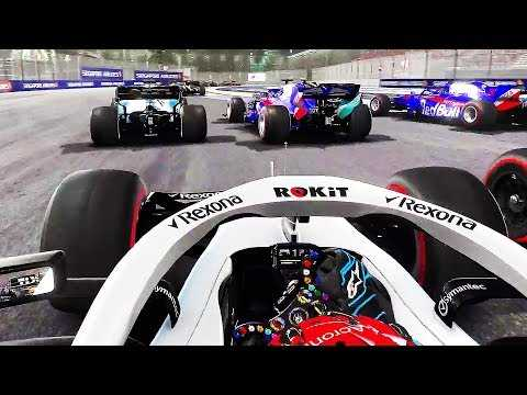 F1 2019 OFFICIAL GAME Gameplay Trailer (2019) PS4 / Xbox One / PC