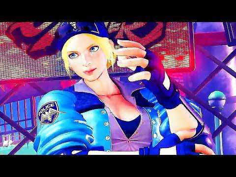 "STREET FIGHTER V ARCADE EDITION ""Lucia"" Gameplay Trailer (2019) PS4 / PC"