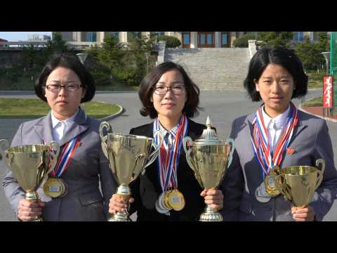 Total recall: North Koreans perform feats of memory