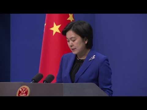 China vows to strike back at US tariffs threat