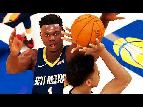 NBA 2K20 Gameplay Trailer (2019) PS4 / Xbox One / PC