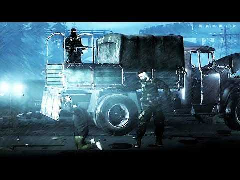 """THIS WAR OF MINE STORIES """"Fading Embers"""" Gameplay Trailer (2019)"""