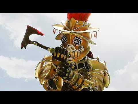 """APEX LEGENDS """"Iron Crown Collection Event"""" Gameplay Trailer (2019) PS4 / Xbox One / PC"""
