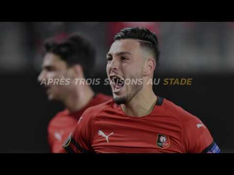 Ligue 1. Ramy Bensebaini quitte le Stade Rennais pour la Bundesliga