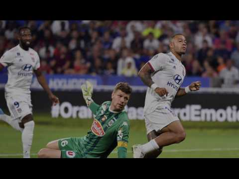 Lyon sans pitié avec Angers SCO