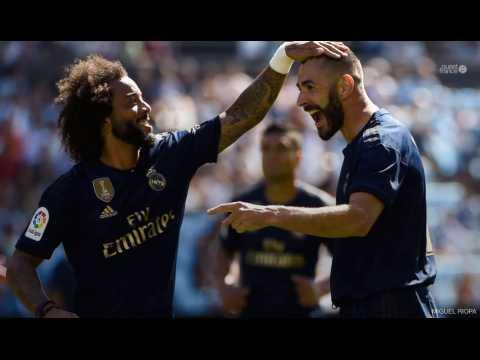 Real Madrid. Le festival Karim Benzema