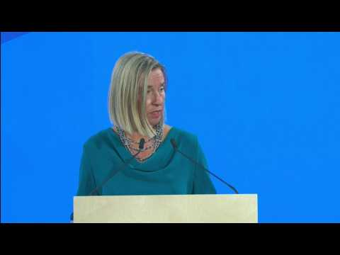 Hong Kong situation 'extremely worrying': EU's Mogherini