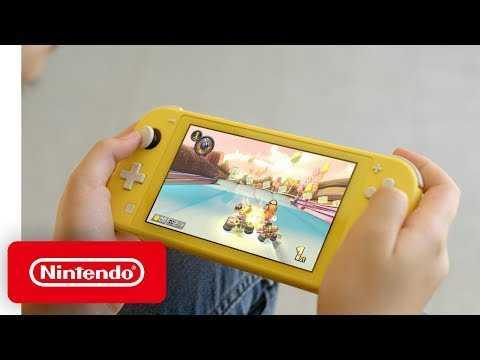 Nintendo Switch My Way - Super Mario Party & Mario Kart 8 Deluxe